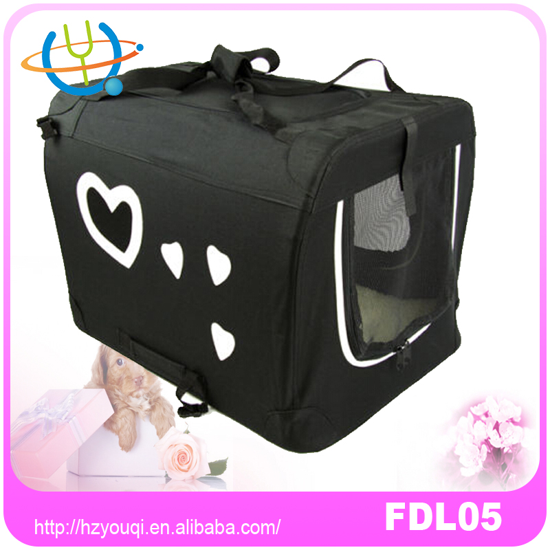 NEW Small Travel Foldable Cat Dog Pet Soft-Sided Crate/Carrier/Kennel-05