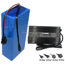72v 26.1ah NCR18650PF cell electric bike lithium battery , 5000W ebike li-ion motorcycle battery pack