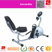 fitness cycling home use equipment gym commercial magnetic recumbent bike