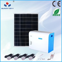 made in china cheap solar desalination system solar module system