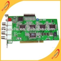 kmc 4400 dvr card with V4.13 version,cheap price and good service