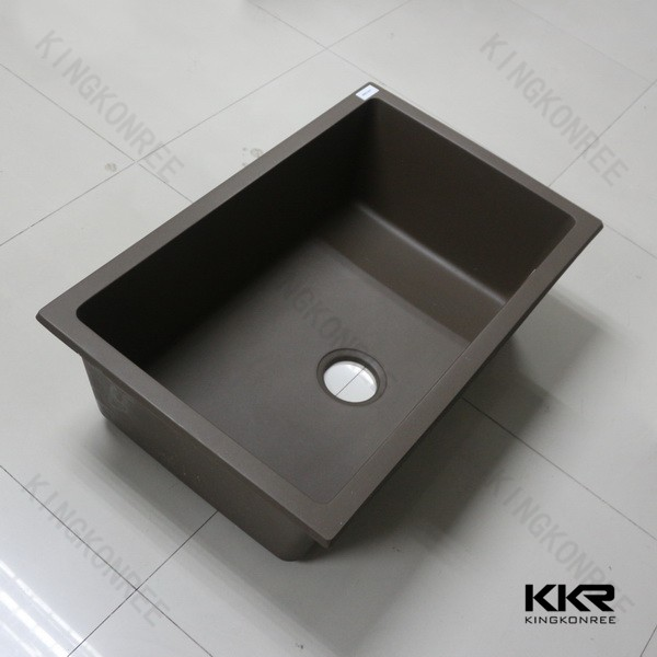 China plant Wholesale New Design Quartz Kitchen Sink