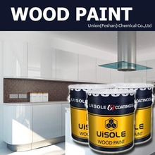 white color wood furniture lacquered paint