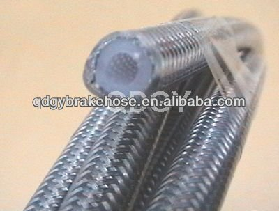Motorcycle brake hose