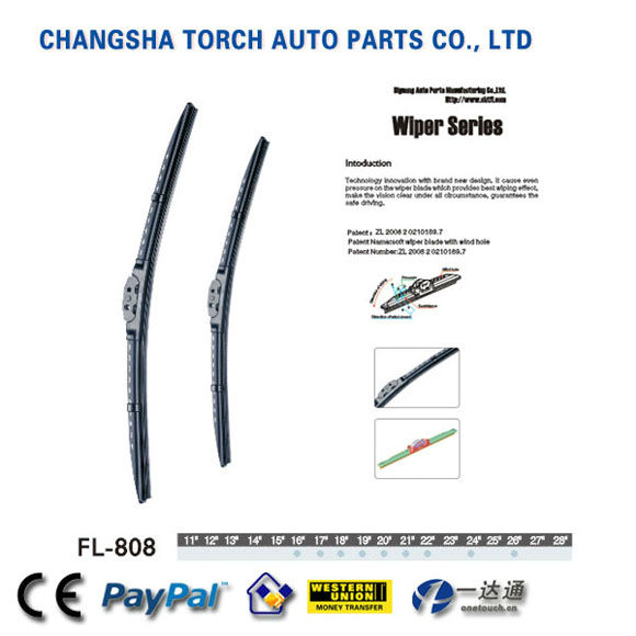Auto Windshield Wipers from Torch