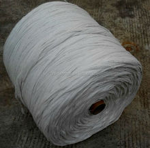 pp filler and flame retardant filler yarn