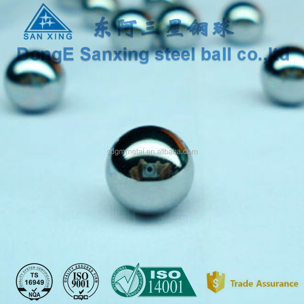 Hot selling 5mm 7mm 316 420 440 ball bearings stainless steel ball