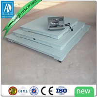1200x1200mm 2 ton weighing scale