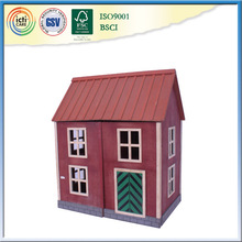 wooden crafts decoration , furniture toys doll house