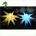 Inflatable lighting LED Hanging Star Decoration for Party