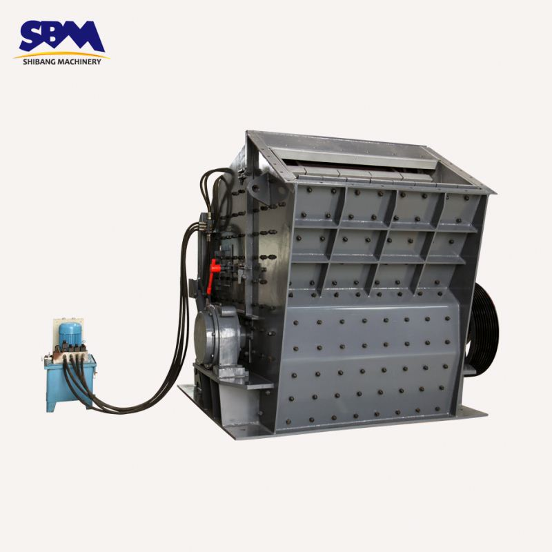 SBM Energy Saved Low Discount Good Price PFW Series Chinese Construction Equipment Manufacturers