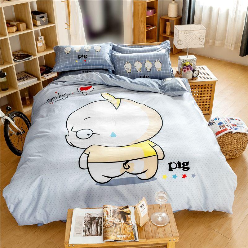 2016 on sale bedding set 4pcs family bedding set bed sets for Bedding sets sale