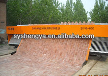 SY6-400 finland tiger stone paving machine