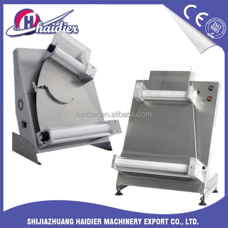 Manual Control Dough Pressing Machine/Pizza Dough Press