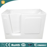 Cheap plastic portable bathtub for adults