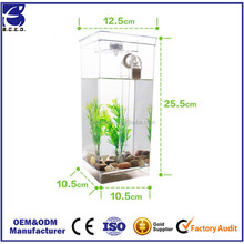 My Fun Fish Tank Self Cleaning Betta Fish Tanks Small Fish Tank