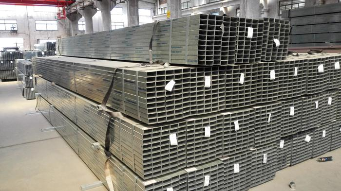 High Quality 19x19 square Galvanized tube for construction