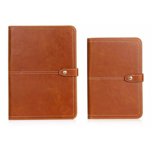 crazy house leather tablet case tablet covers for ipad with pen belts