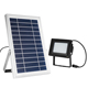 Auto ON /OFF Light Sensor IP65 Waterproof 5 Watt Outdoor Garden LED Solar Wall Lamp