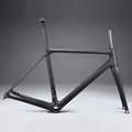 2017-2018 Disc Road Carbon Fiber Thru Alxe Bike Frame For Flat Disc BrakeFM088