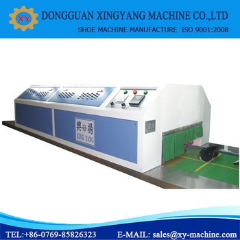 XY-791NIR Shoe Oven Machinery For Leather Shoes and Sports Shoes