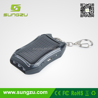 Black Power your Life, Solar Mobile Phone Charger, 1200mah Solar Charger for MX4, VIVO, Android phones
