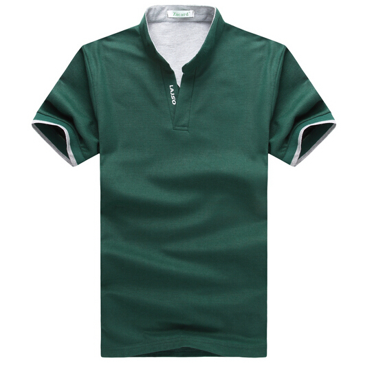 Men Polo Shirt Brand Quality Summer Style Short Sleeve Casual 2015 tops tees New Sport Fashion Men's polos Shirts camisa ZHY1608