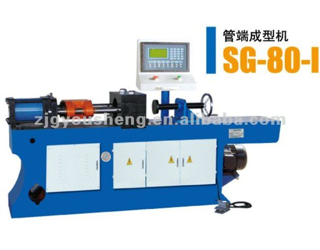 Automatic Hydraulic Square Tube End Forming Machine SG-80-1