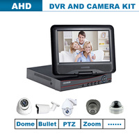 system security kit low cost dvr cctv camera