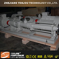 Single Screw Pump, Mono Screw Pump (Cast Iron, Stainless Steel 304, 316, 316L), Progressive Cavity Pump
