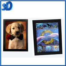 custom 3d cartoon picture with animals