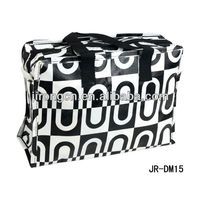 korean style waterproof woven bag,Factory imported recycles pp non-woven shopping bag
