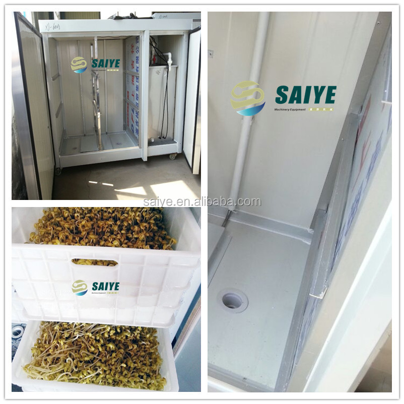 automatic mung bean sprouter with different capacity