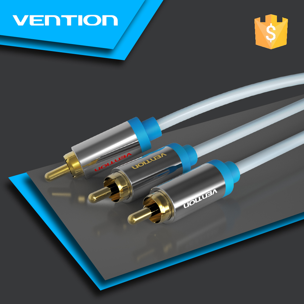 Vention Audio Video 3 RCA To 3 RCA Cable