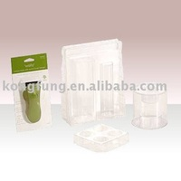 Clear Acetate PVC PET PP Blister