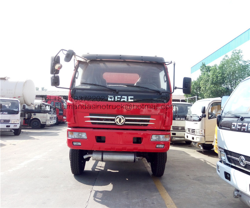 CHINA SUPPLIER DONGFENG DIESEL TANKER TRUCK WITH FUEL DISPENSER REFUELING TRUCK TO SUDAN