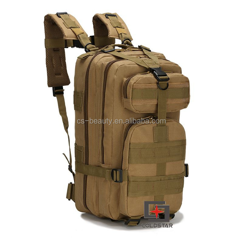 Fashion 24L Outdoor Camouflage backpack mountaineering bag hiking Camping shoulder Bag Casual Backpack