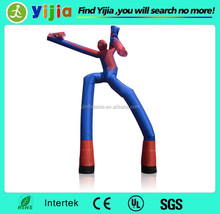 2015 high quality inflatable air dancer blower