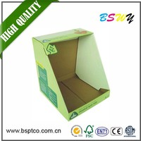 Welcome OEM cute scarf display rack paper display for sunglass cardboard product displays