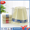 China supplier custom twistless yarn terry cloth face towels