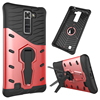 China Products Rotating Kickstand Hybrid Case For LG K7 Shockproof Back Case