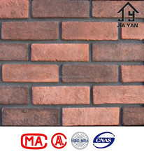 Red standard size of brick