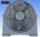Good Price 20 inch Durable Rotating Box Fan Free Standing Floor Fan with Strong Wind