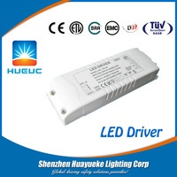 Factory direct dimmable 12v 3w led driver circuit 100W