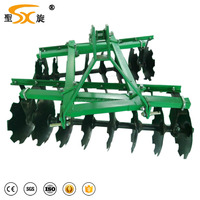 Professtional supplier hot sale light-duty disc harrow 1BQX series for tractor