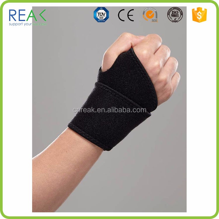 international fabric assured wrist support Adjustable