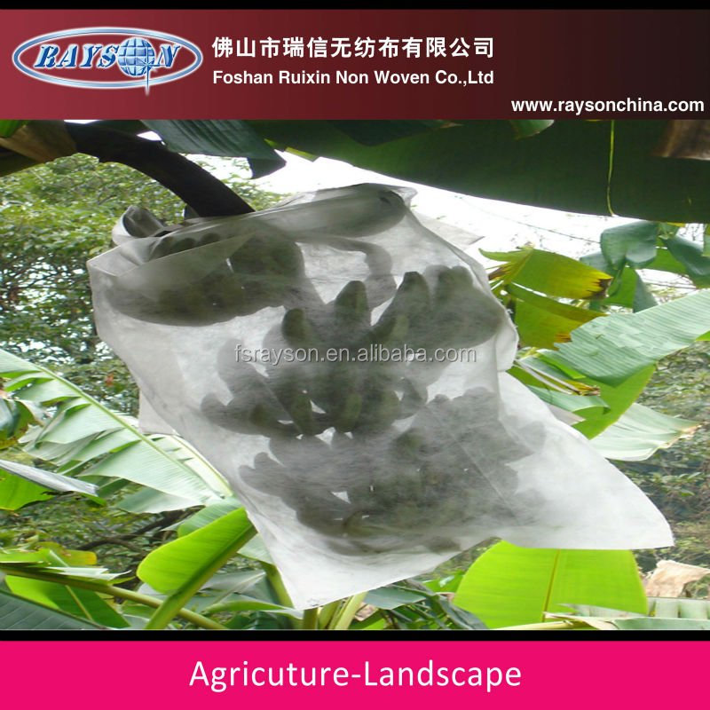 Protection breathable pp nonwoven fabric plant pot cover