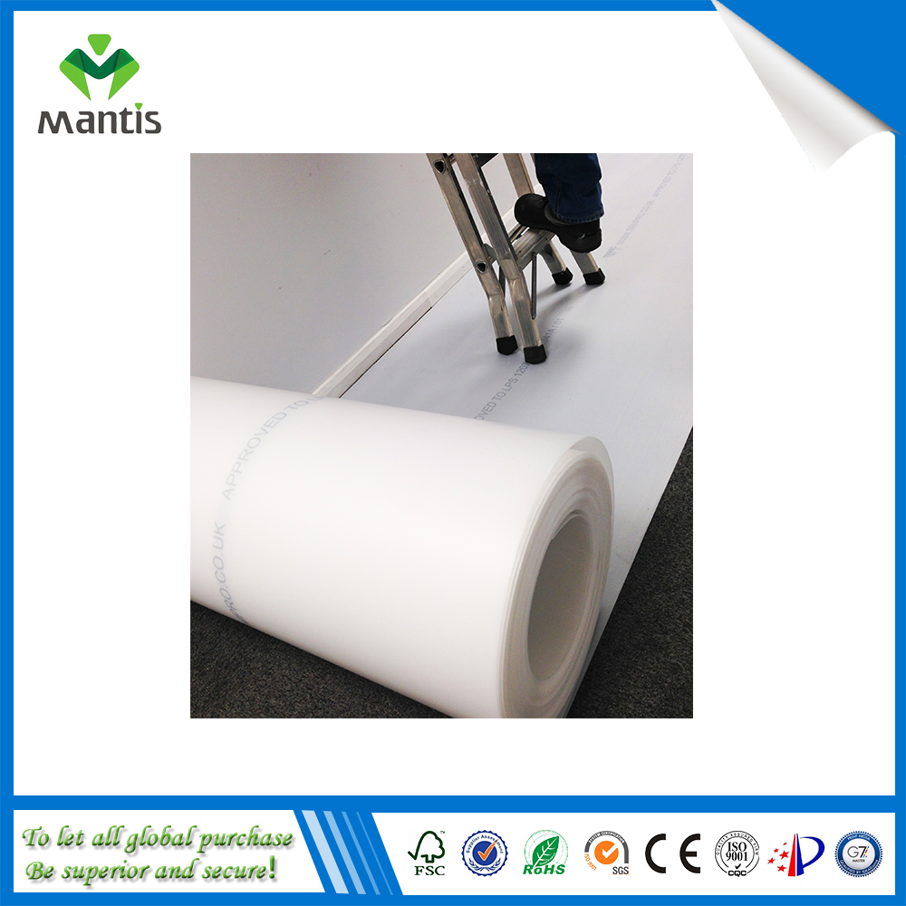 Corrugated PP Plastic Floor Protection Sheet / Wall Protection Sheet