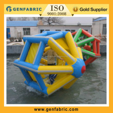 inflatable floating water wheel,kids inflatable water wheel
