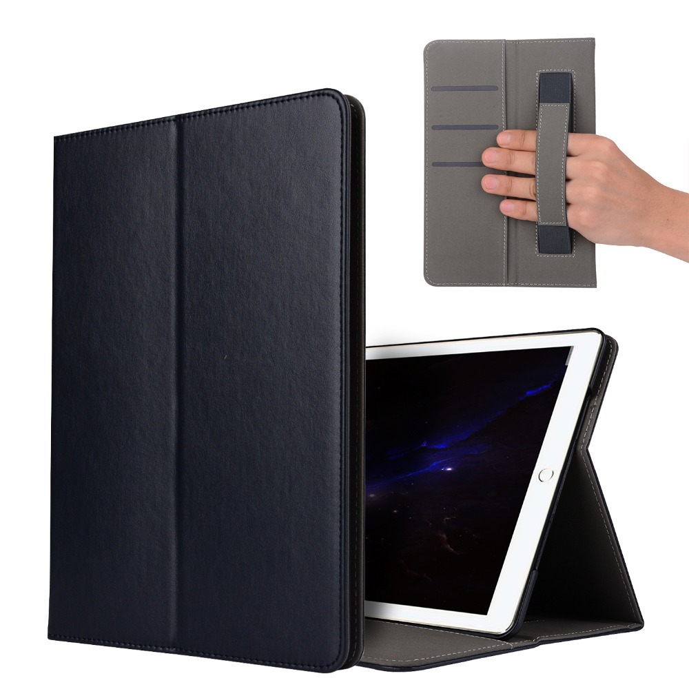 Premium Book Flip Tablet Cover for iPad 10.5 2017 Leather Case